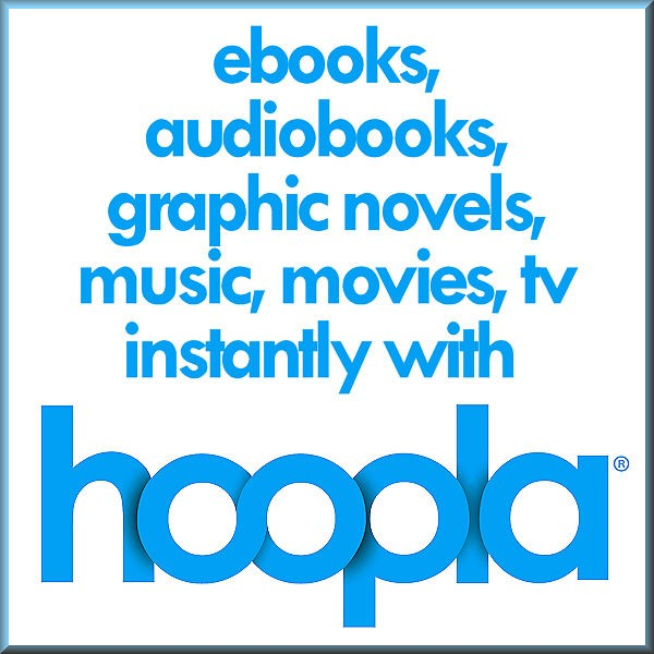 hoopla app - ebooks and more